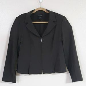 Lane Bryant work career plus size blazer!
